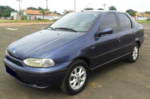 carro popular sedan siena 1999