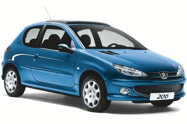 Peugeot 206 porque não comprar?