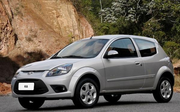 ford ka carro usado opção para mulher