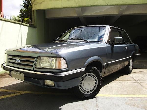 ford-del-rey-glx-1.8 com motor ap