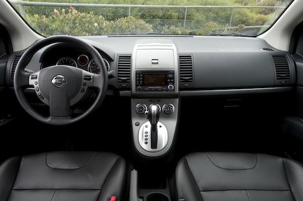 Nissan Sentra cambio automatico