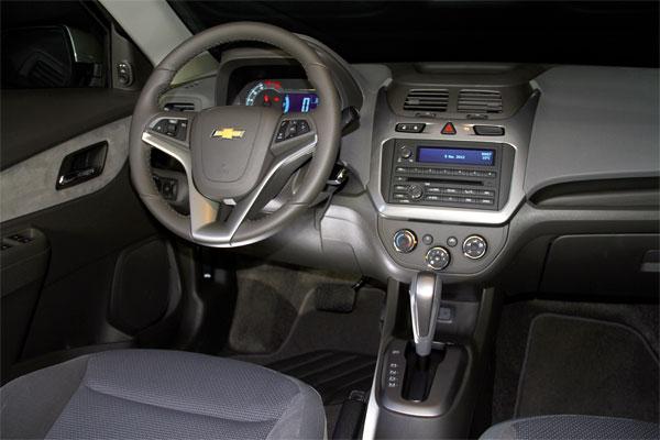 Chevrolet Cobalt cambio automatico