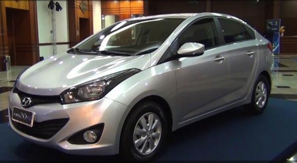 opiniao sobre Hyundai HB20S Sedan