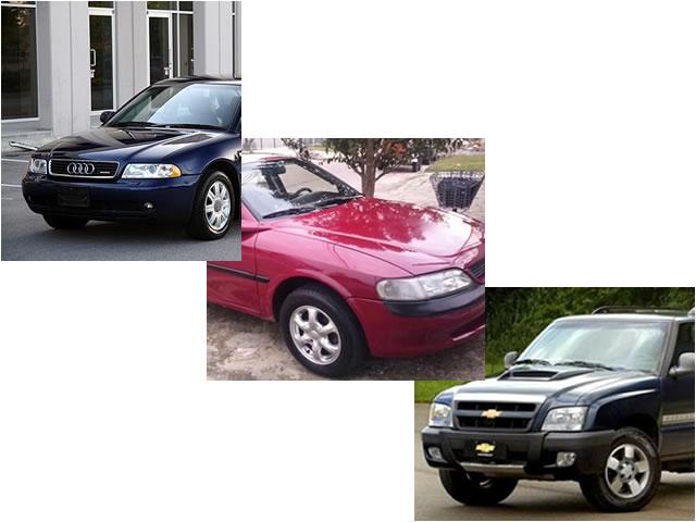 Chevrolet Blazer X Chevrolet Vectra X Audi A4 – Resposta ao leitor