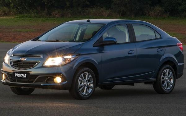 Chevrolet Prisma 2014 cambio automatico