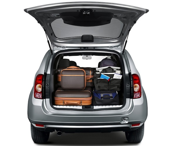 Renault Duster Dynamique 1.6 16V porta malas grande