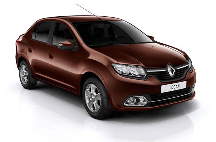 Renault Logan - Novo Logan 2014 -frente