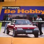 Quer um popular dos anos 90? Coloque o confortável Ford Escort Hobby 1996 na sua lista