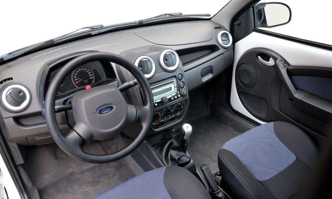 A morte do ford ka dicas carros usados - Interior ford ka ...