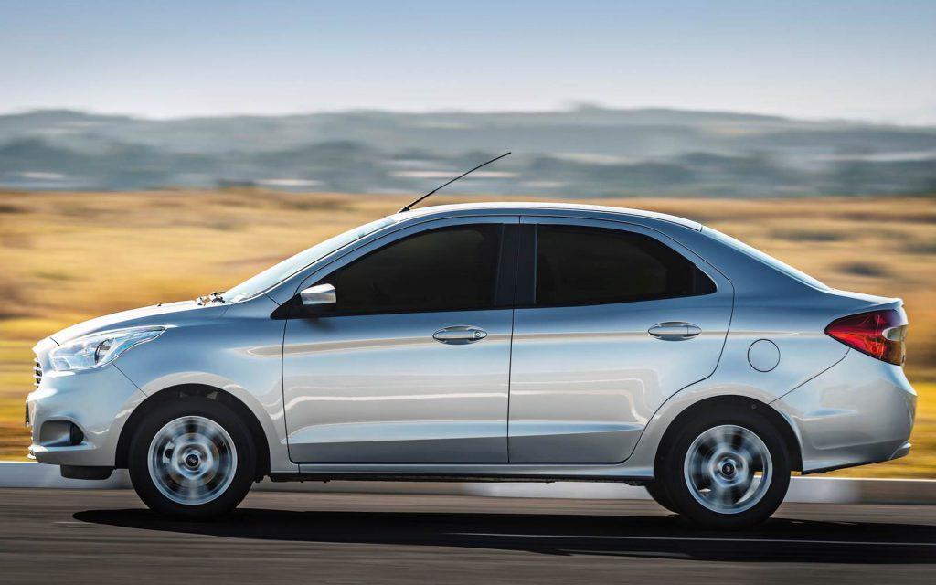 Novo Ford Ka: para quem precisa de mais capacidade de carga