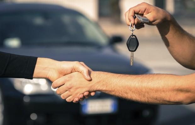 Venda de carros usados para particular