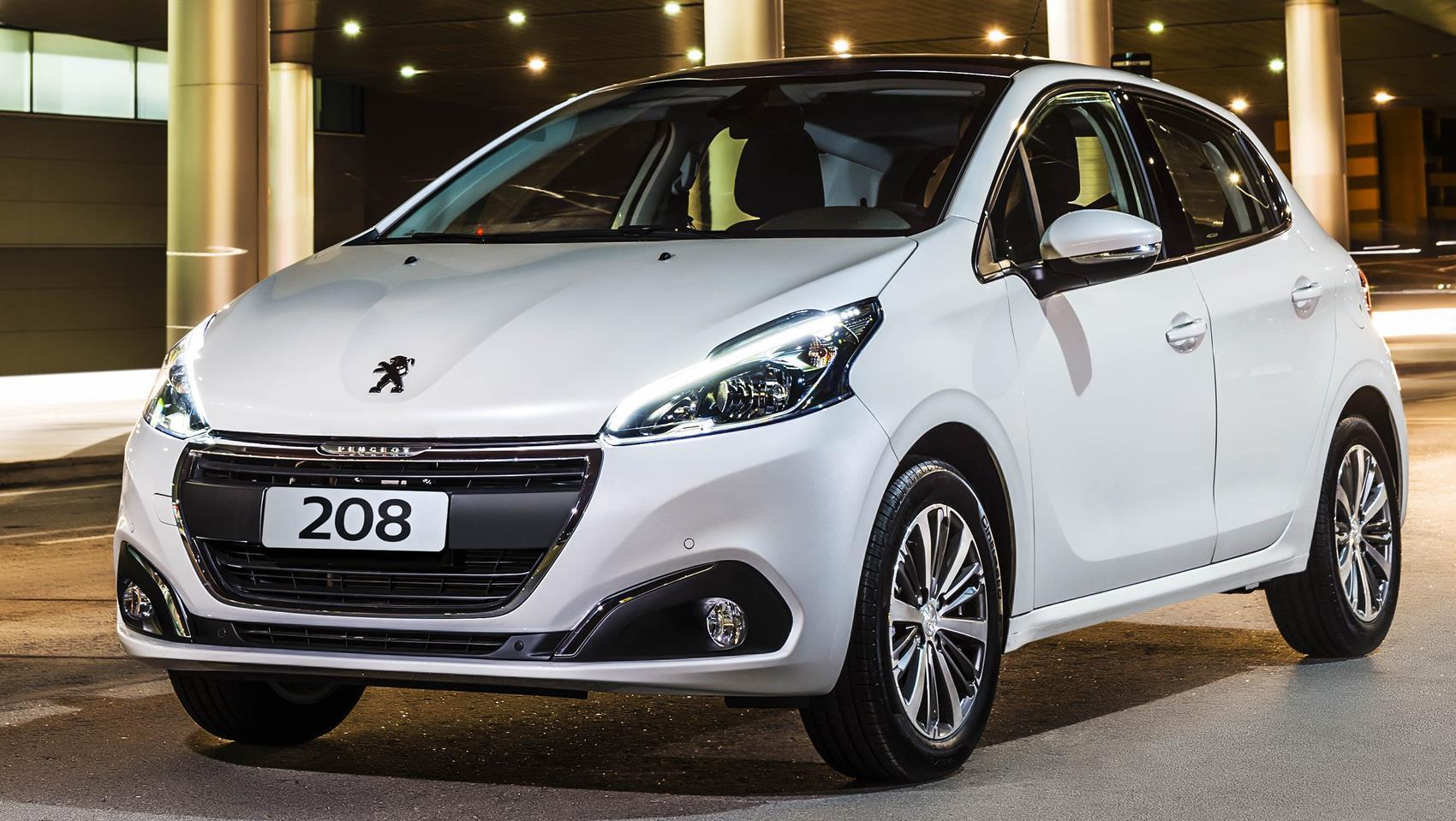 Peugeot 208: econômico