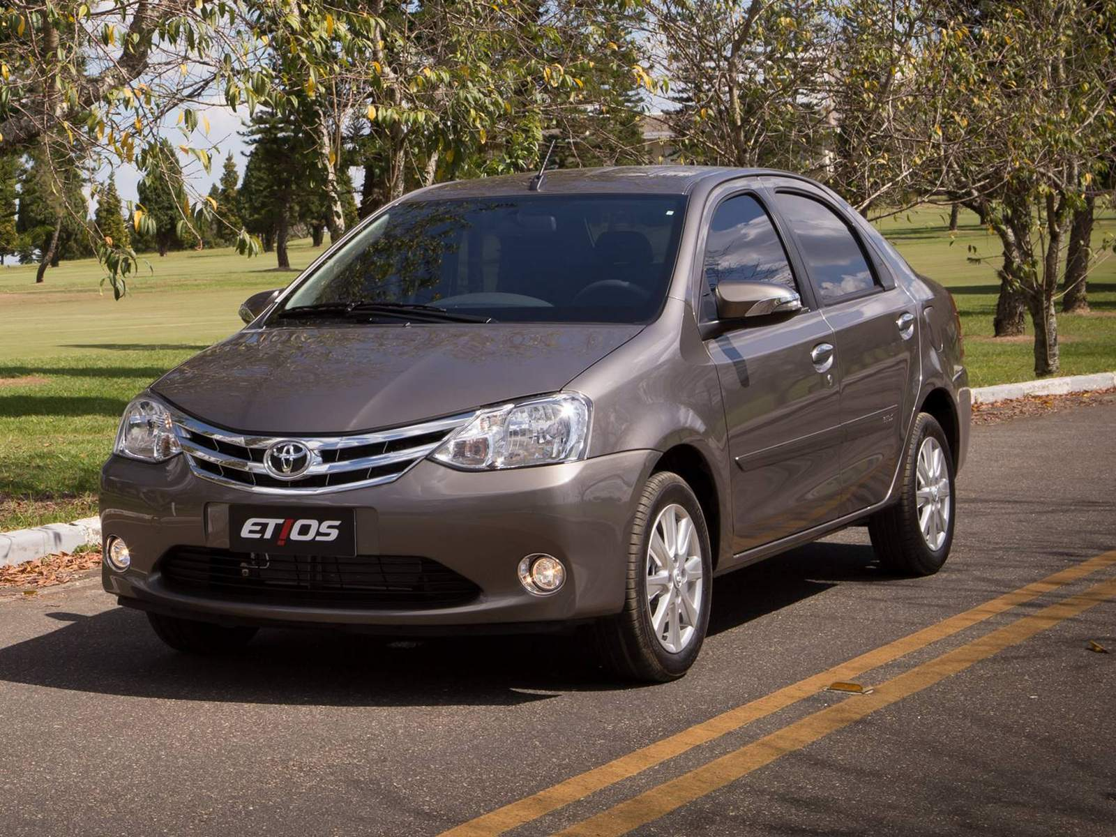 Etios: o pequeno notável da Toyota