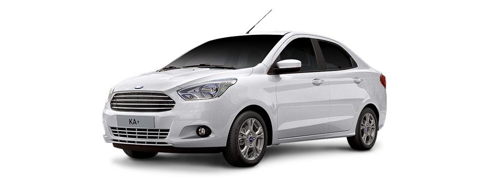 Ford Ka sedan bonito e com bom desempenho