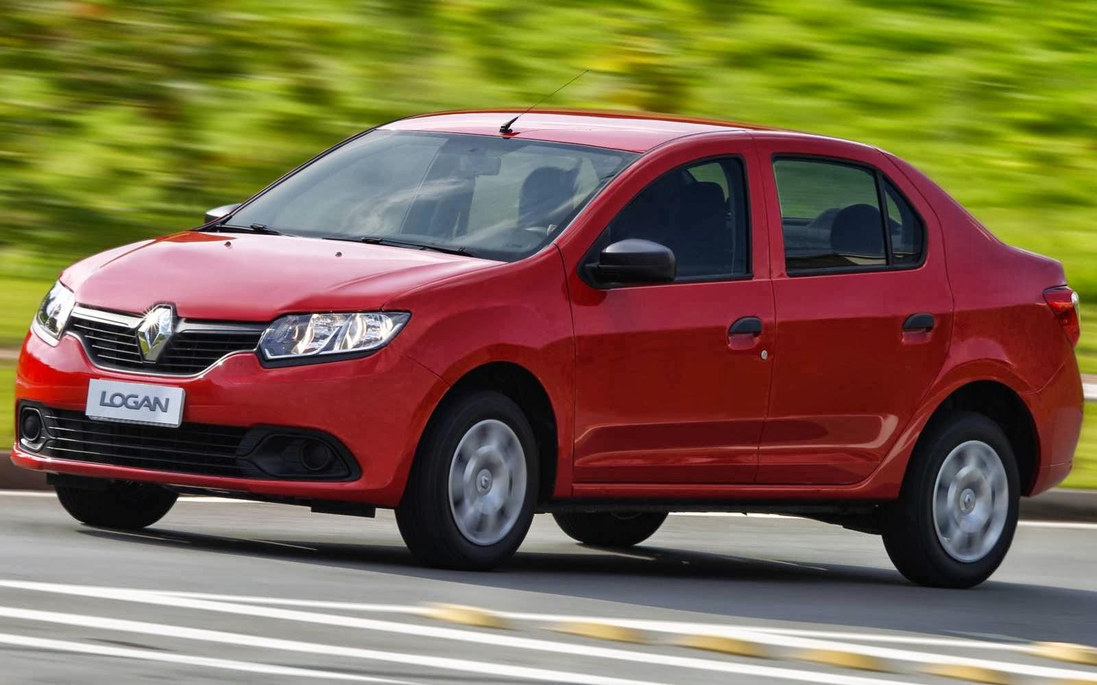 Renault Logan 1.0 mais bonito para não perder mercado