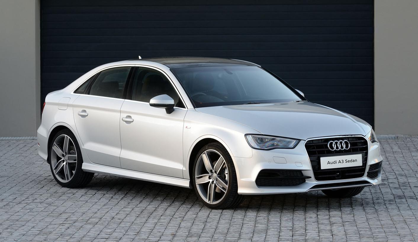 Audi A3: bom desempenho