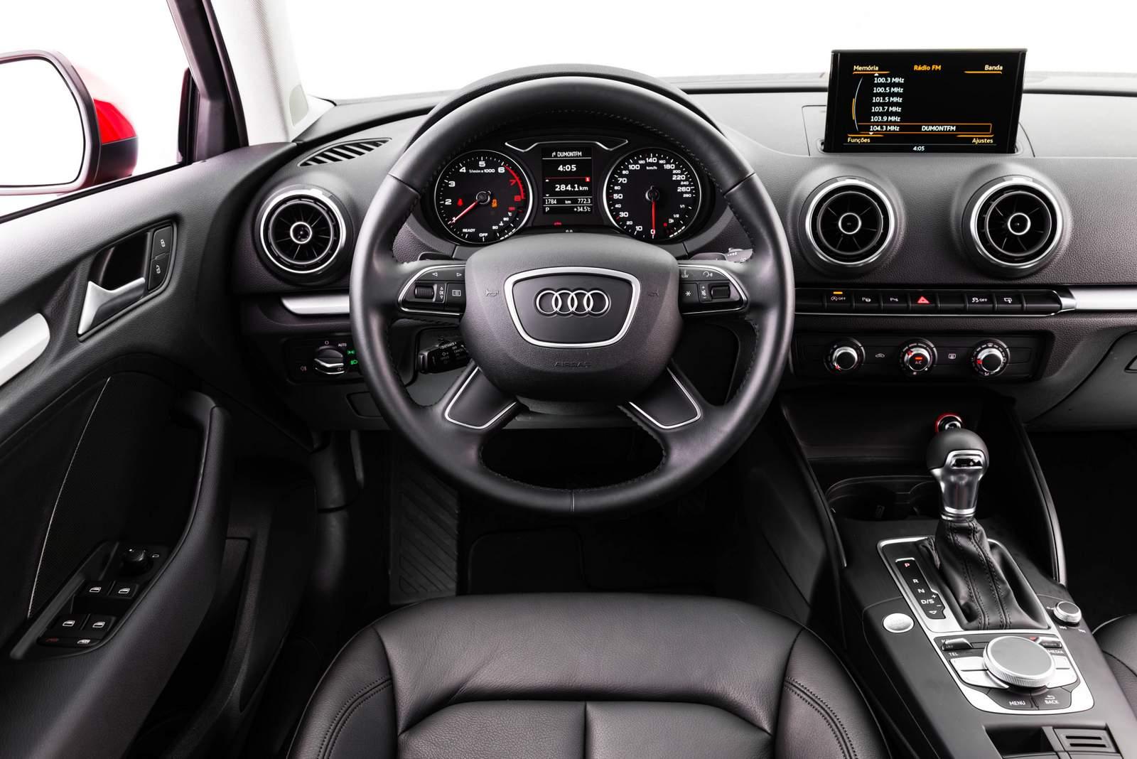 Audi A3: interior caprichado