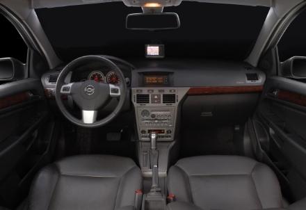 Vectra elite: interior com bons materiais, mas, péssimo arremate