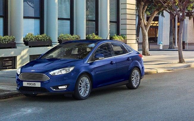 Ford Focus com inspiração nos Aston Martin
