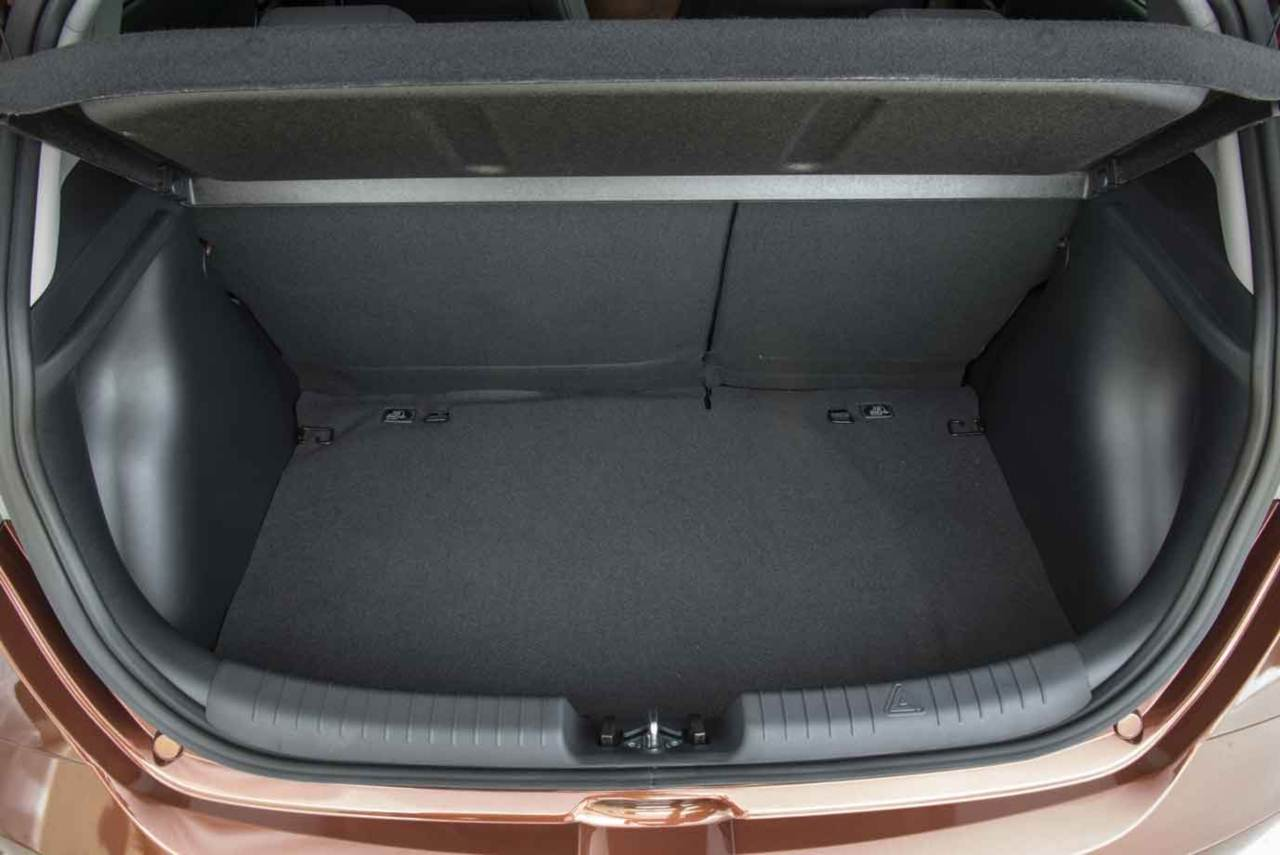 HB20: 300 litros de capacidade no porta-malas