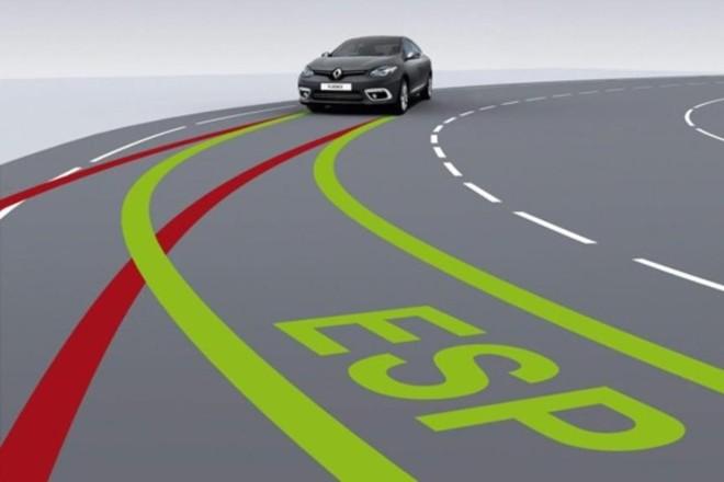 Controle de estabilidade: diminui a possibilidade de acidentes