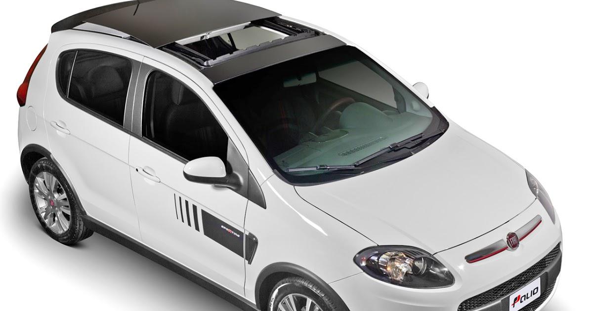 Carros com teto solar barato: Palio