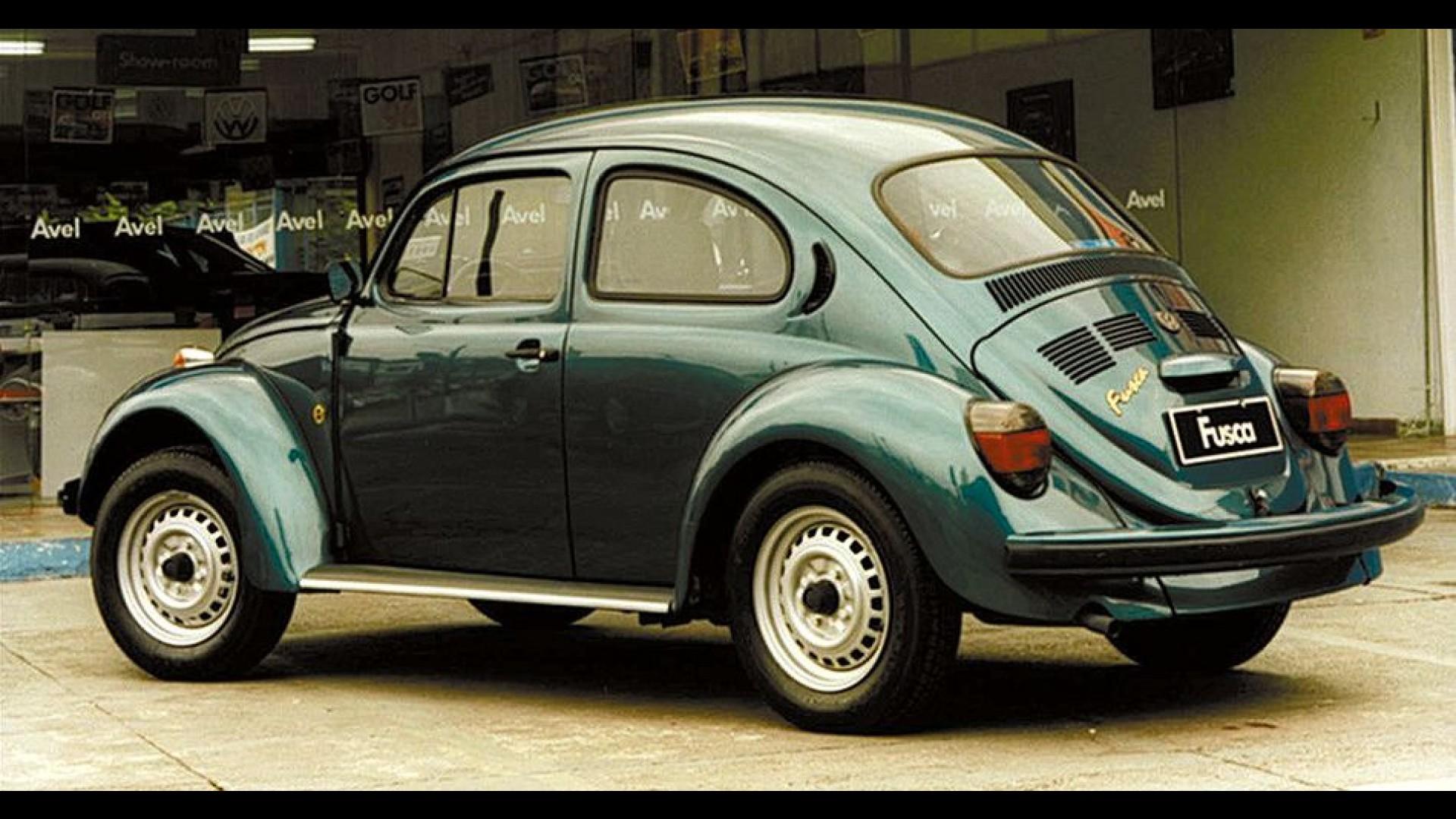 Volkswagen Fusca: modelo Itamar