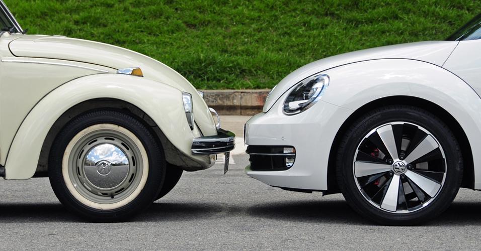 Volkswagen Fusca: Gerações