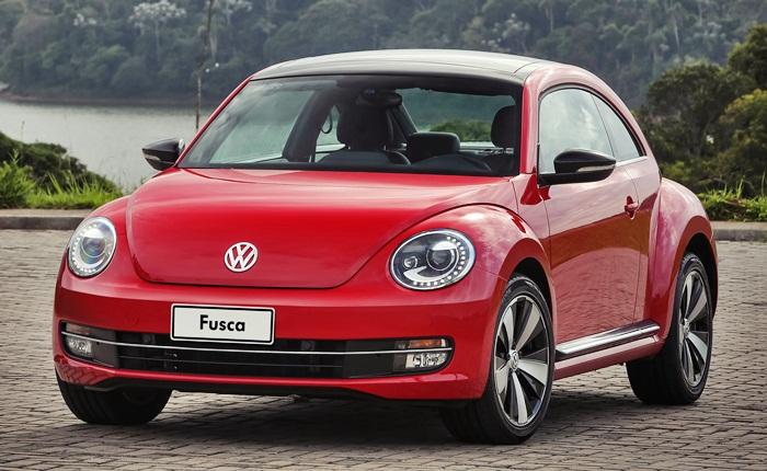 Volkswagen Fusca: moderno mais sem perder a identidade