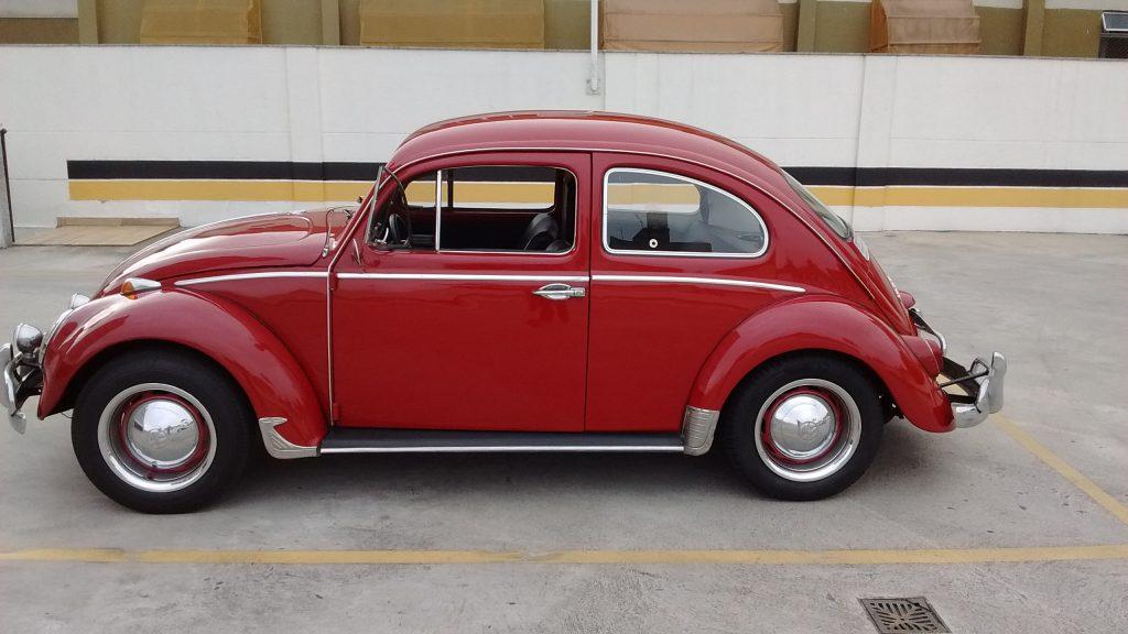 Volkswagen Fusca: o modelo antigo é objeto de desejo